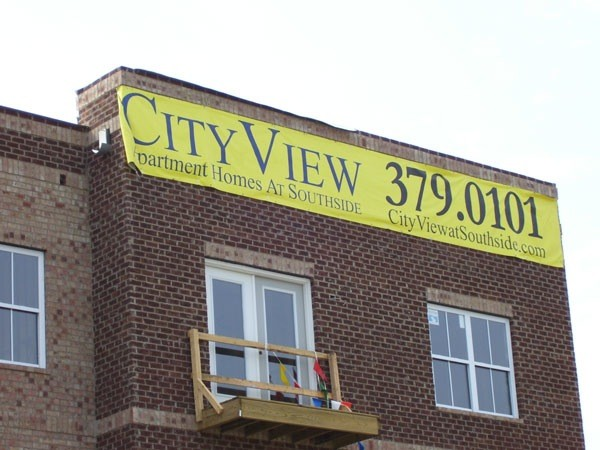 Apartments Banner