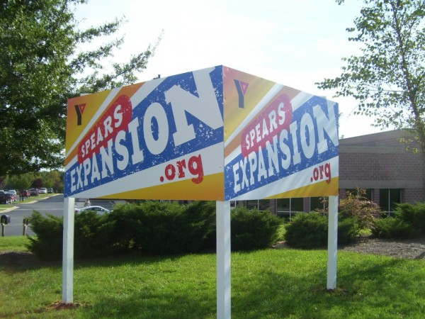 YMCA Banner