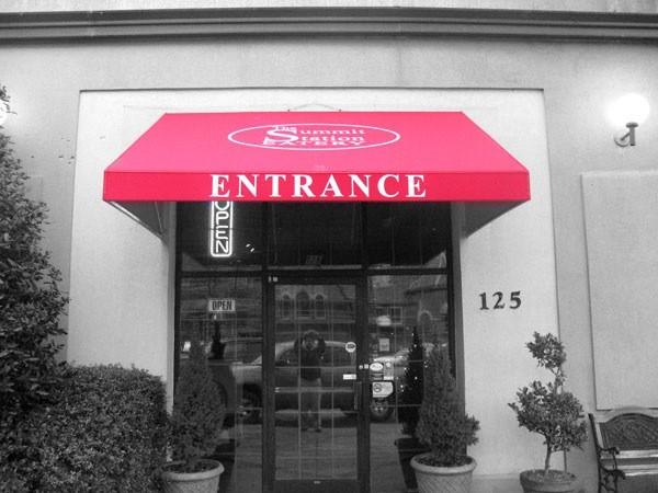Entrance Awning