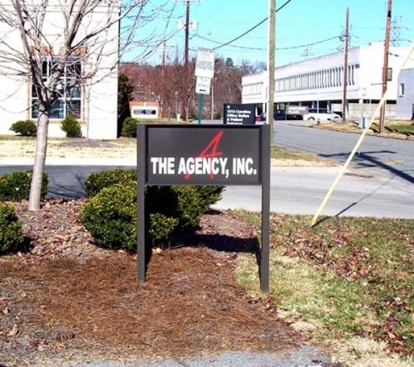 Small Company Sign