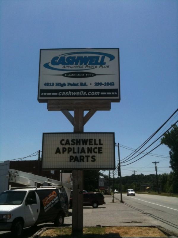 Mechanic Business Sign