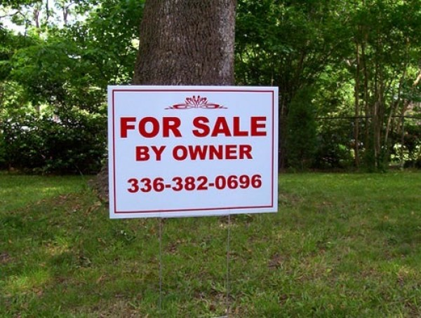 For Sale Yard Sign